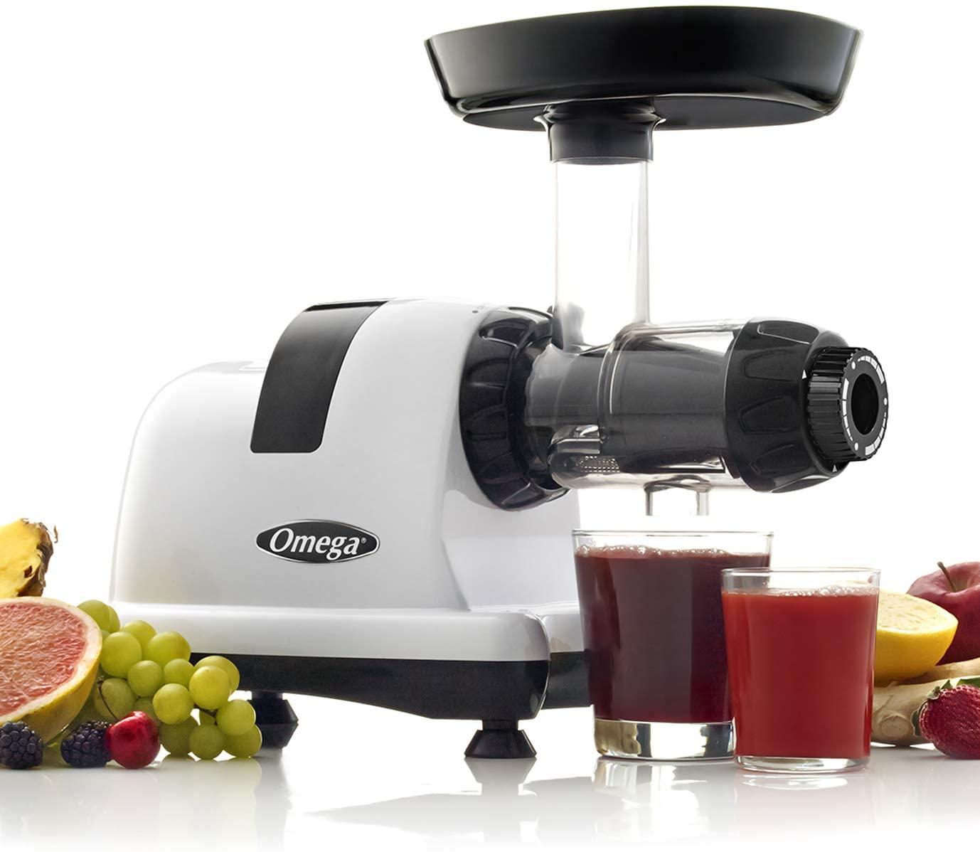 Omega J8006 Nutrition Center Juicer