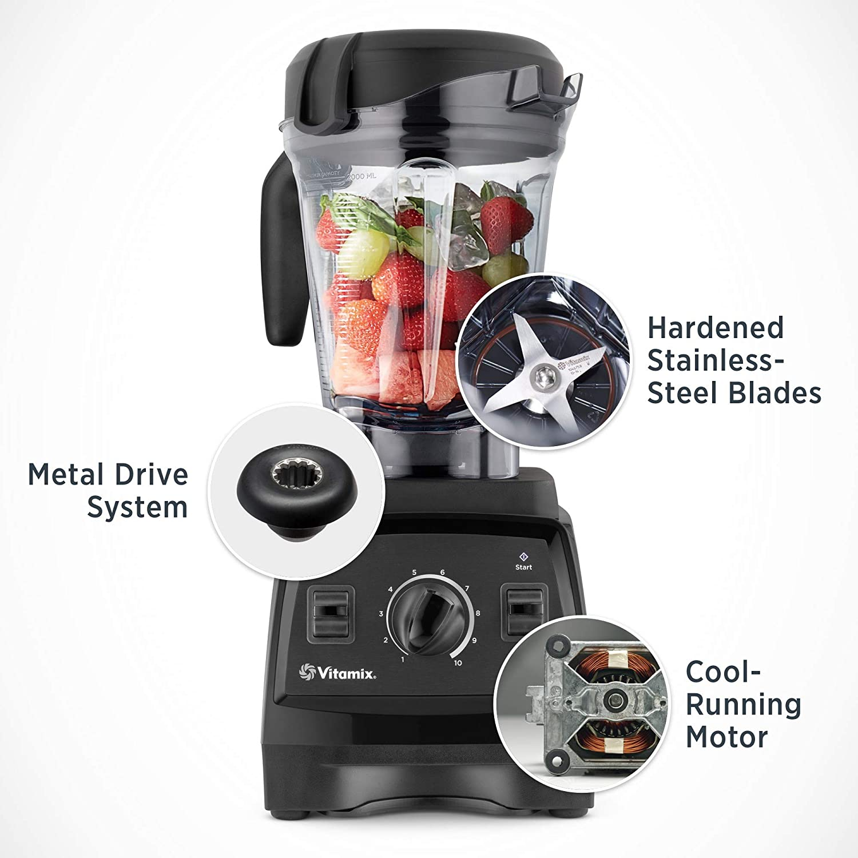 64 Oz. Vitamix 7500 Blender – A Muscule Car For Your Kitchen